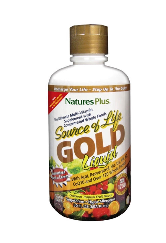 Source of Life® GOLD Liquid - Tropical Fruit 30 oz