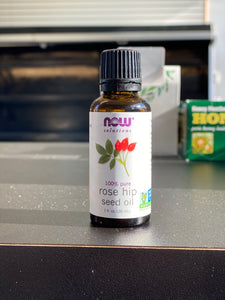 Rose Hip Seed Oil - 100% Pure 1 oz