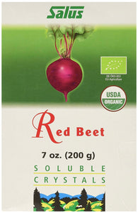 Beet Soluble Crystals, Salus Red 7-Ounce
