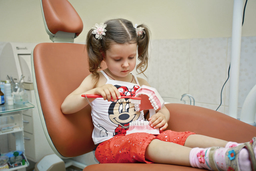 Is Your Child Feeling Anxious About The Dentist? Here's How You Can Help.
