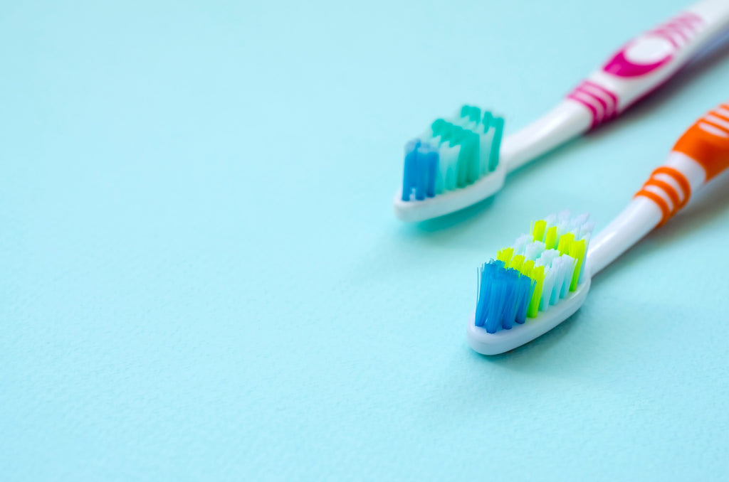 Do You Know What's Living On Your Toothbrush?