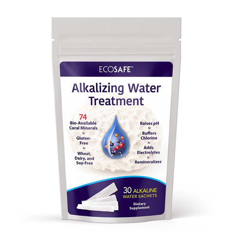 Image of Coral Alkaline Water Sachets