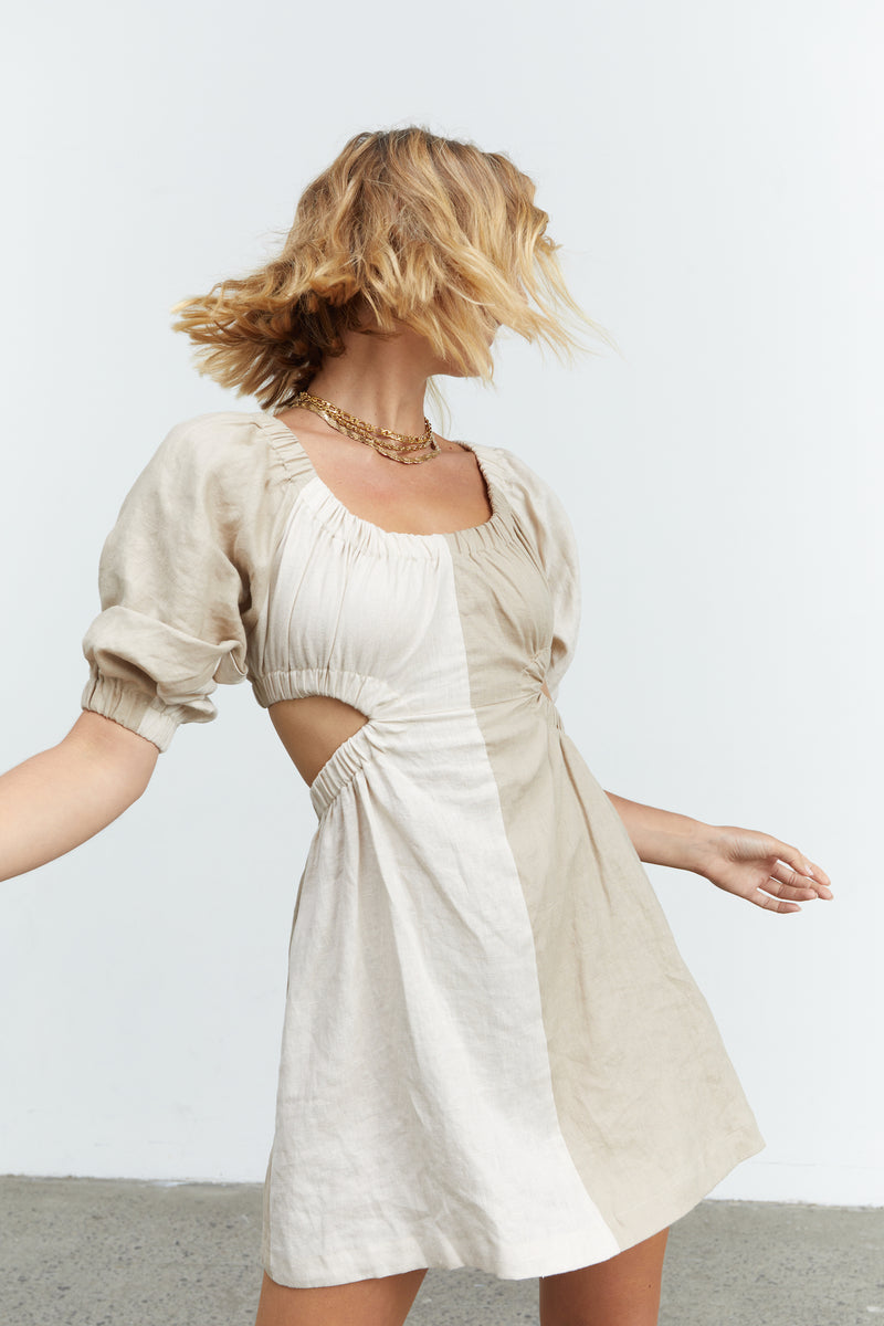 SOVURE-DUO-SPLICE-DRESS-NATURAL-SPLICE