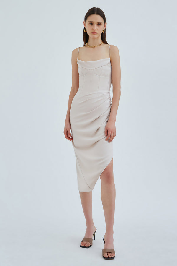 C/MEO-PROVOKE-DRESS-OYSTER