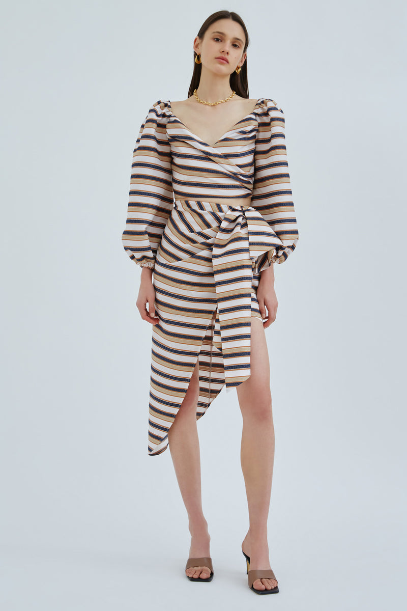 CMEO_COLLECTIVE_FRAME_TOP_IVORY_W_STONE_STRIPE