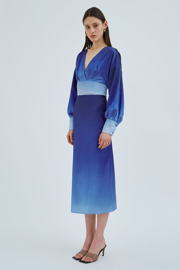 C/MEO-COLLECTIVE-ENTWINE-TOP-COBALT-OMBRE