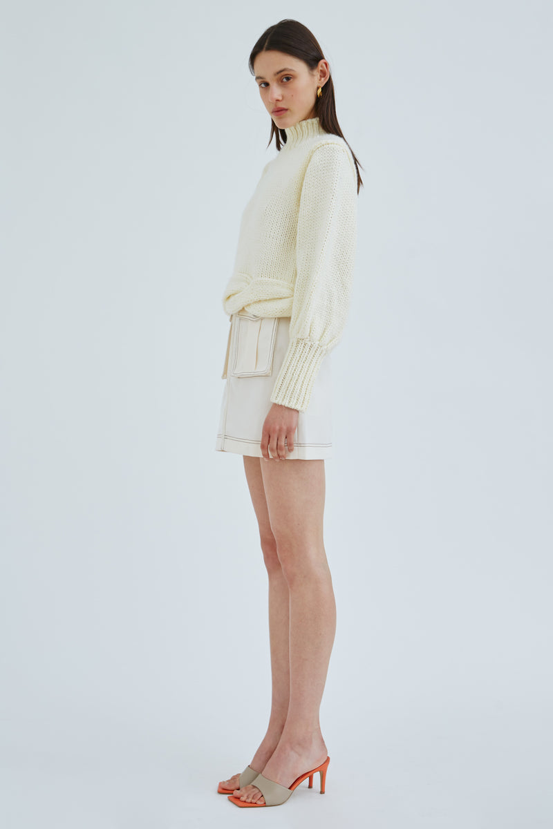 CMEO-COLLECTIVE-ARCH-KNIT-JUMPER-VANILLA