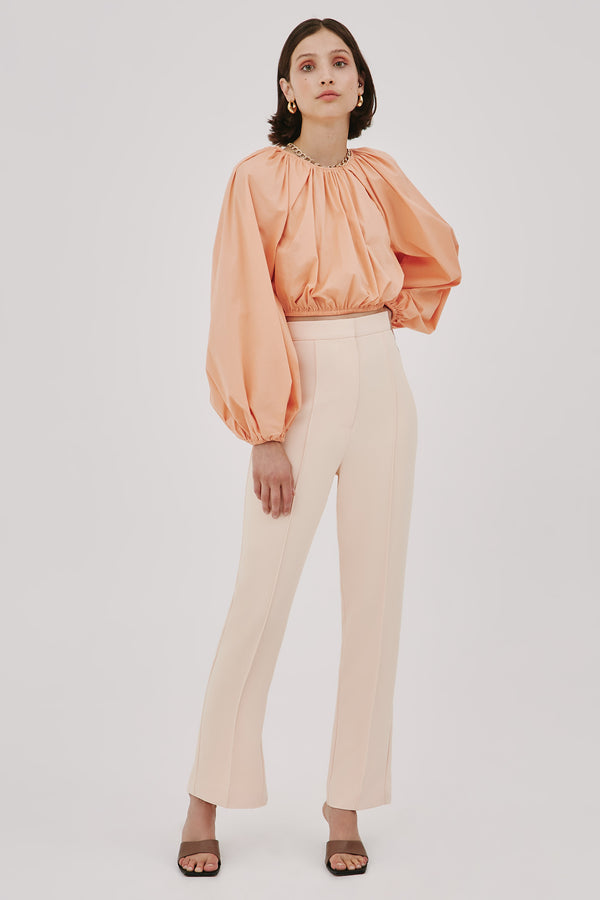 CMEO-COLLECTIVE-CAPTIVE-TOP-PEACH