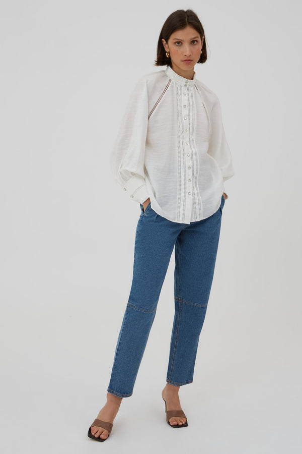 CMEO-COLLECTIVE-BORDER-SHIRT-IVORY