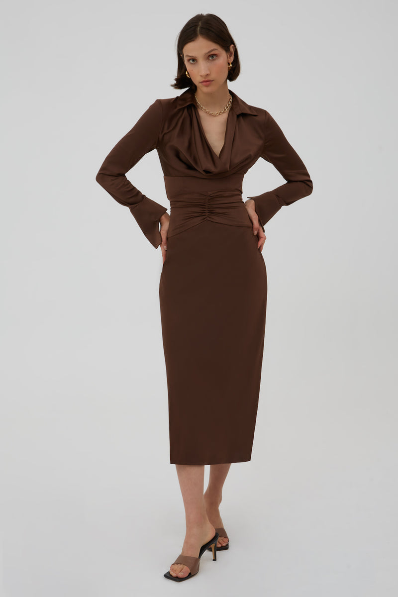 CMEO-COLLECTIVE-CONTEMPO-LS-TOP-CHOCOLATE