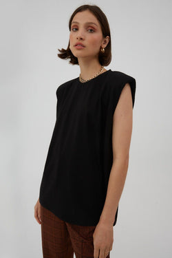 ENCAPSULATE T-SHIRT - BLACK - C/MEO COLLECTIVE