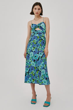 CMEO-COLLECTIVE-CONTEMPO-SS-DRESS-BLURRED-INK-FLORAL