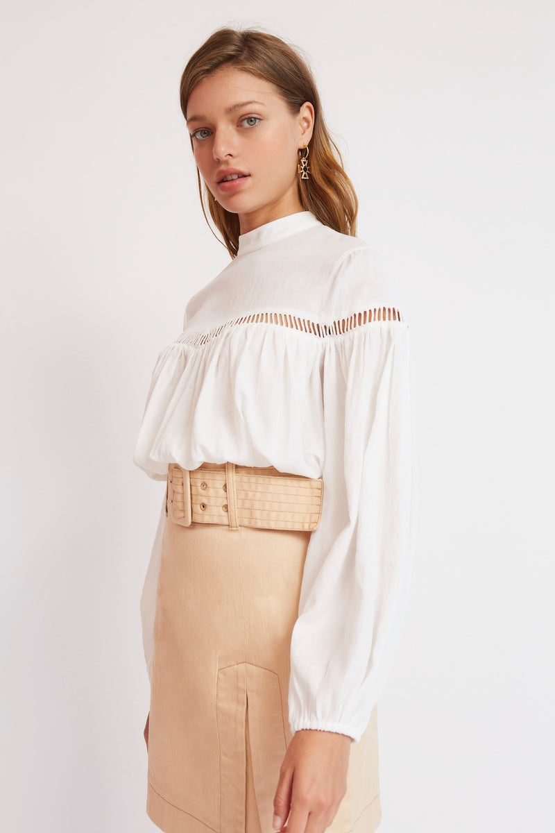 FINDERS-KEEPERS-LATTICE-LS-TOP-IVORY