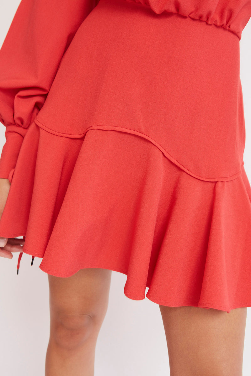 Finders-Keepers-SOLEIL-MINI-DRESS-RED