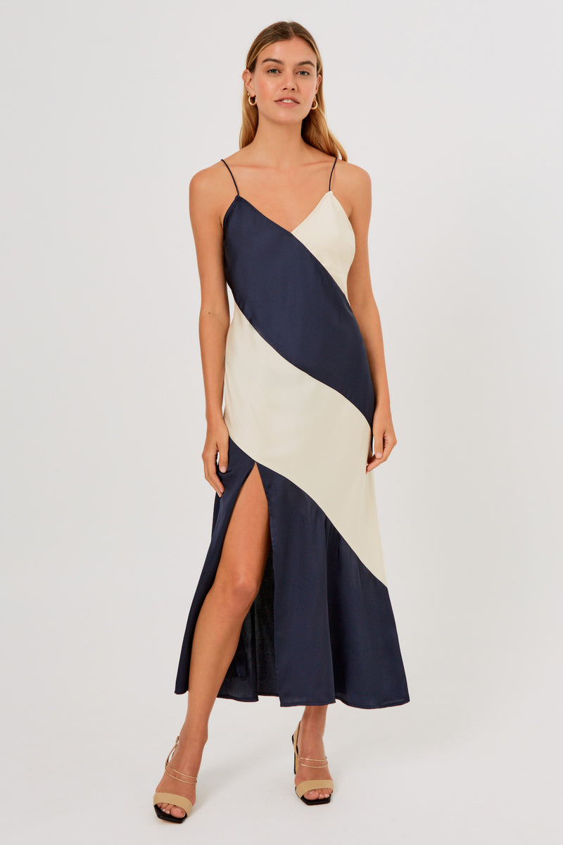Finders-Keepers-YASMINE-DRESS-NAVY-W-NUDE