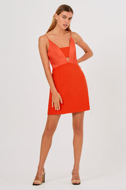 Finders-KEepers-SERENA-MINI-DRESS-MORANGE