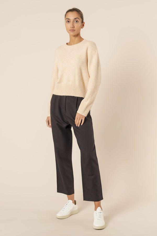 NUDE-LUCY-ARI-KNIT-JUMPER-PEACH