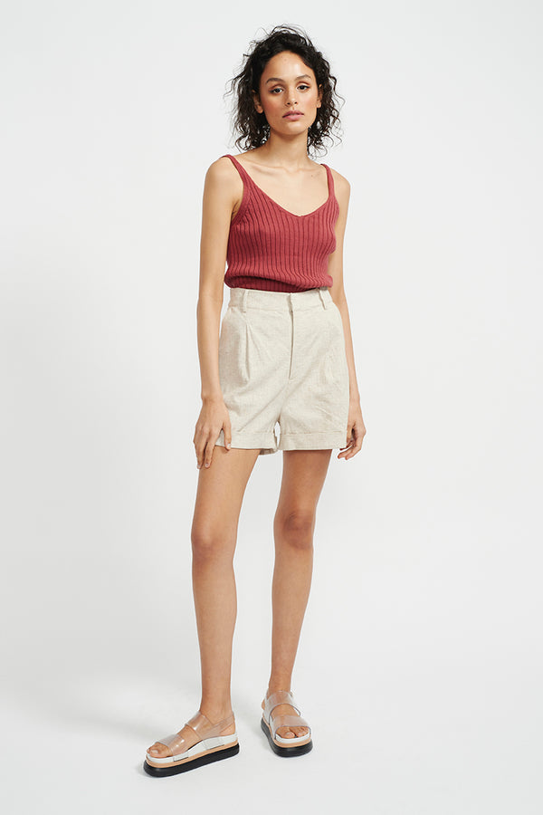STAPLE_THE_LABEL_ANOUK_CITY_SHORT_NATURAL_MARLE
