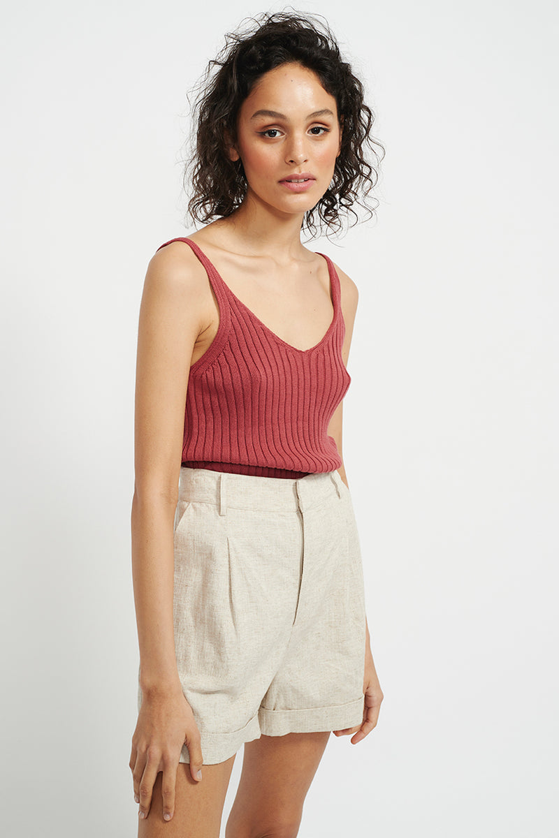 STAPLE_THE_LABEL_CRESENT_KNIT_MARSALA