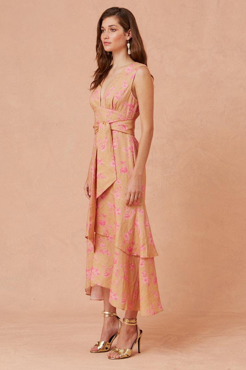 KEEPSAKE-THE-LABEL-FALLEN-DRESS-NUDE-W-CANDY