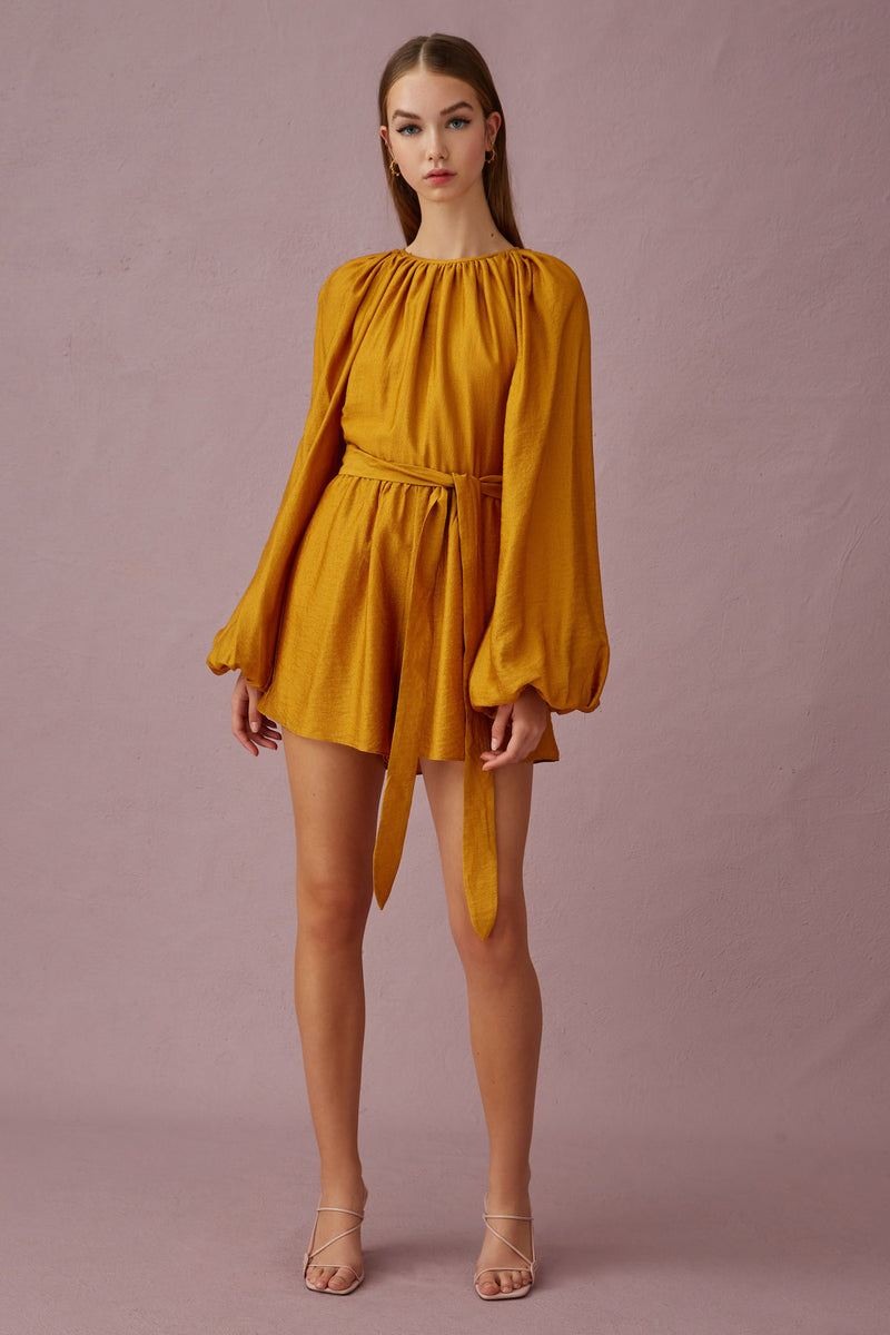 KEEPSAKE_THE_LABEL_SENSATIONAL_PLAYSUIT_GOLD