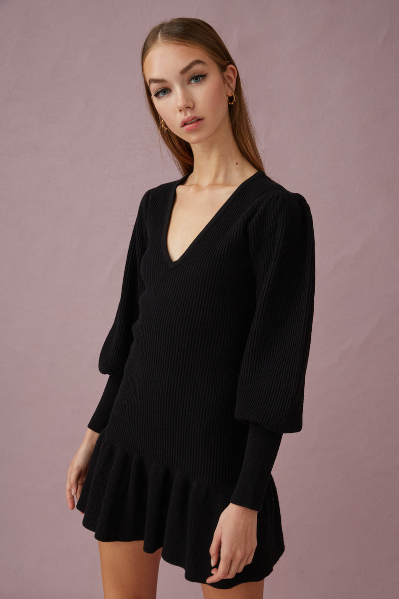 Keepsake-The-Label-Melody-Knit-Dress