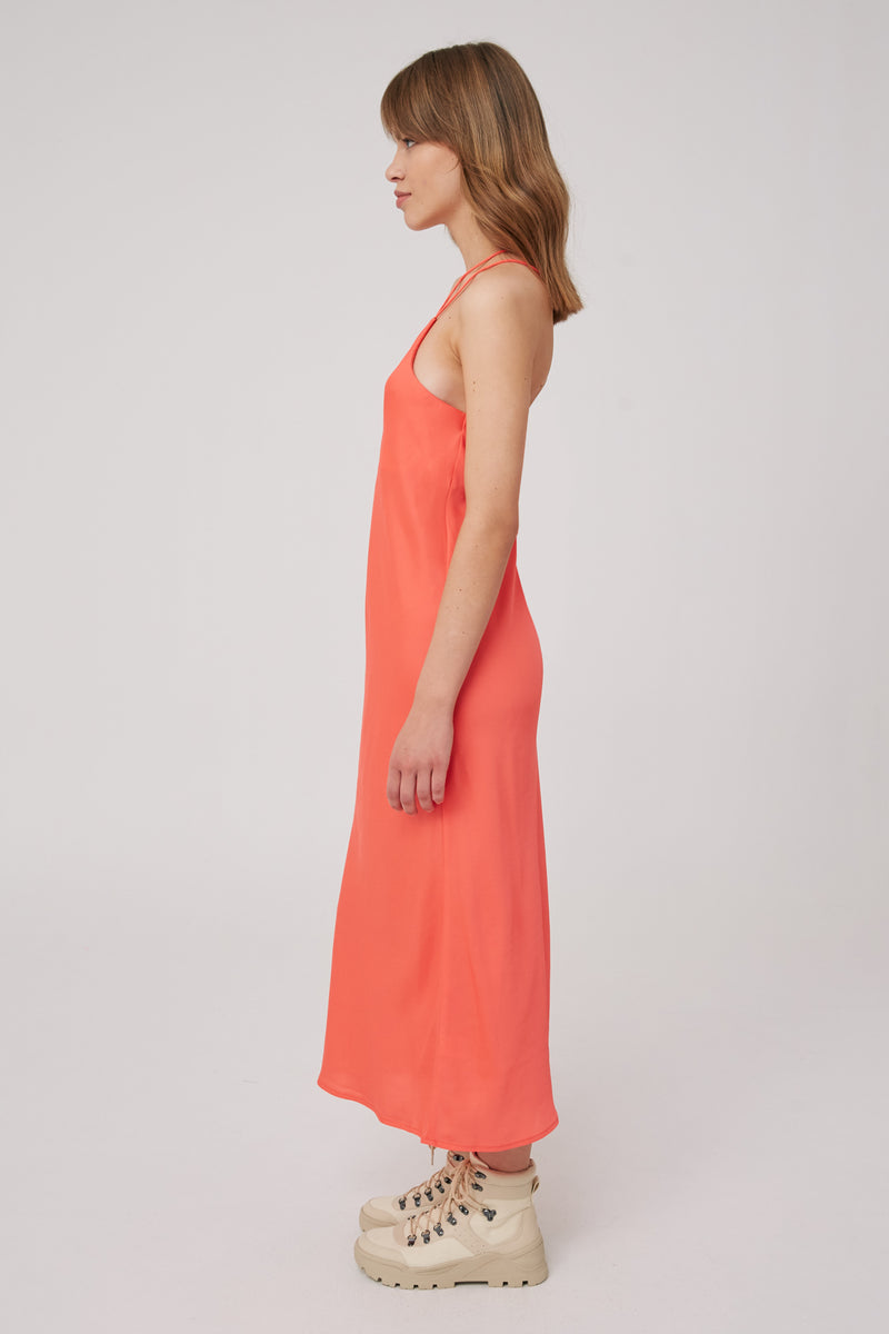 The Fifth Label Empire Dress Coral
