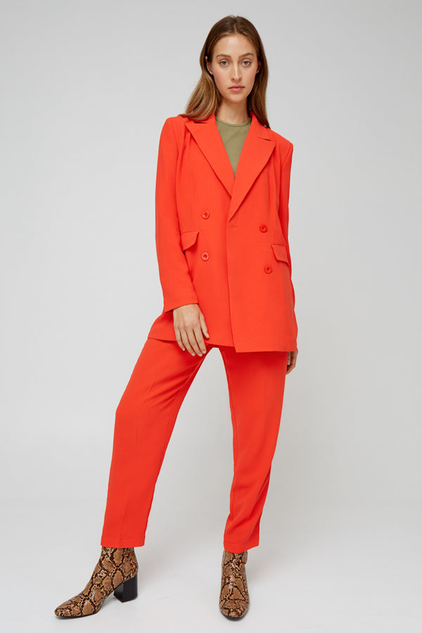 The-Fifth-Label-TRANSITION-BLAZER-TANGERINE