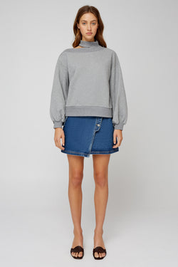 The-Fifth-Label-BOUNTY-JUMPER-GREY MARLE