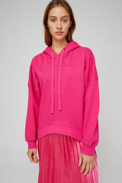 The-Fifth-Label-TOASTY-HOODIE-HOT-PINK