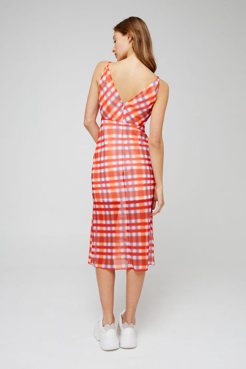 The-Fifth-Label-pavillion-Midi-dress