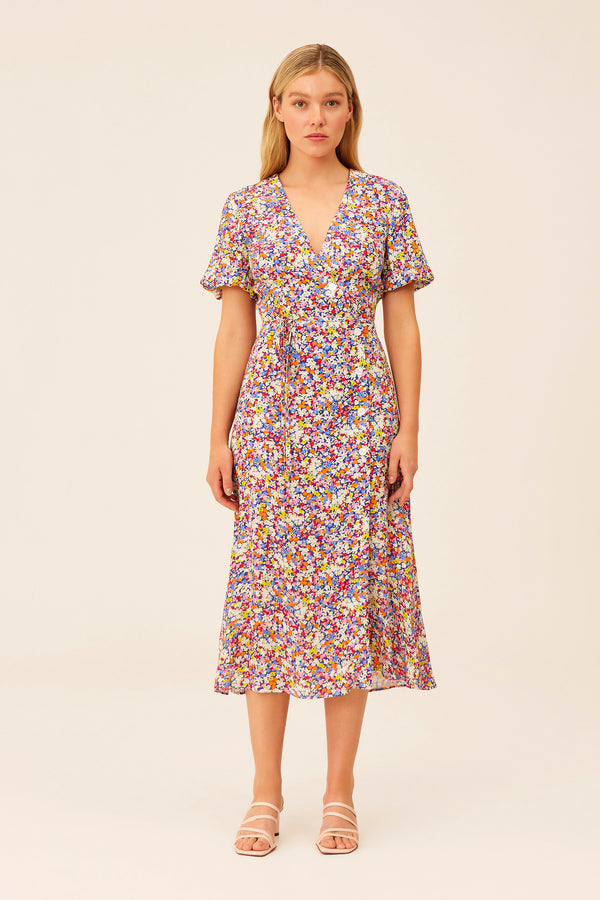 The-Fifth-Label-FEARLESS-MIDI-DRESS-WILD-FLORAL