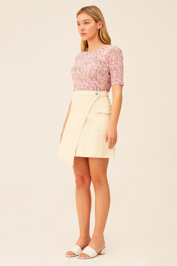THE-FIFTH-LABEL-CAMPAIGN-SKIRT-SAND