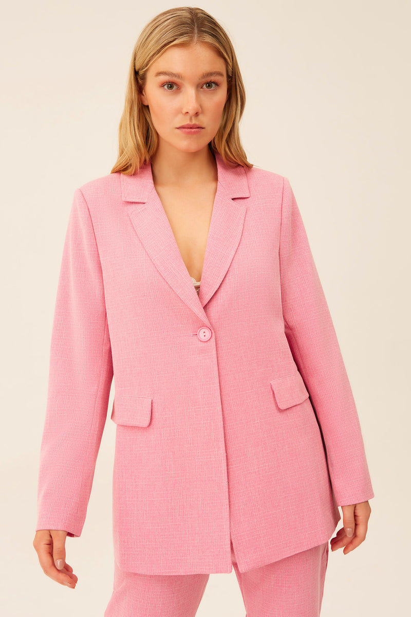 The-Fifth-Label-ELECTRICITY-BLAZER-PINK