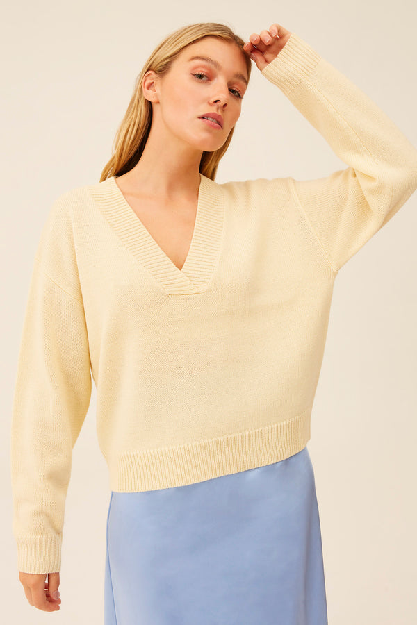 The-Fifth-Label-STREET-KNIT-CREAM