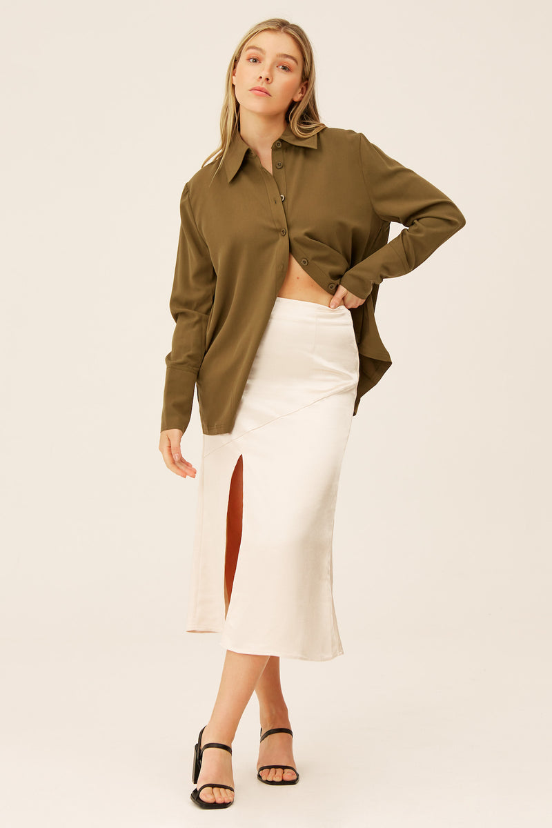 THE-FIFTH-LABEL-OCCASION-SHIRT-KHAKI
