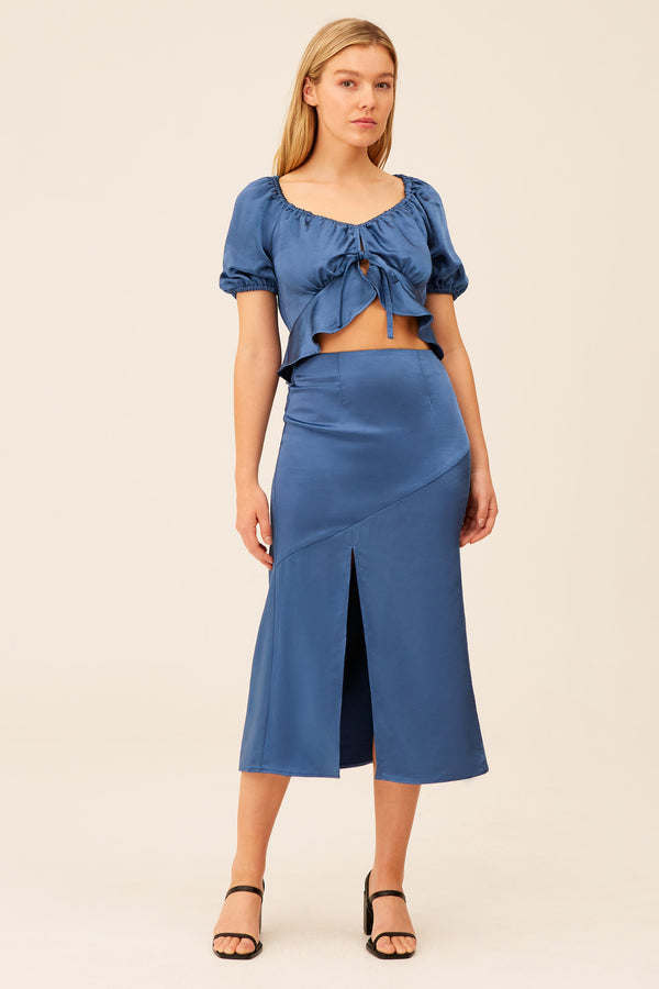 THE-FIFTH-LABEL-DARING-SKIRT-MIDNIGHT