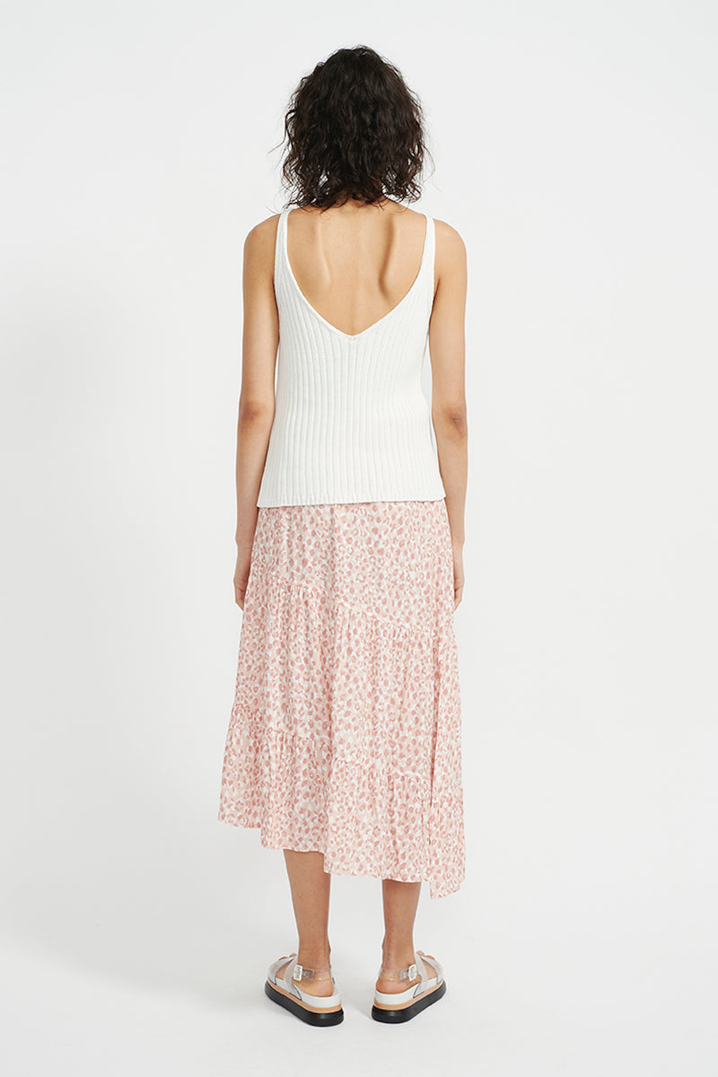 STAPLE-THE-LABEL-CRESENT-KNIT-TANK-WHITE