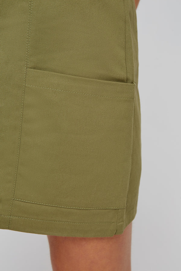The-Fifth-Label-DUNE-SKIRT-LIGHT-KHAKI