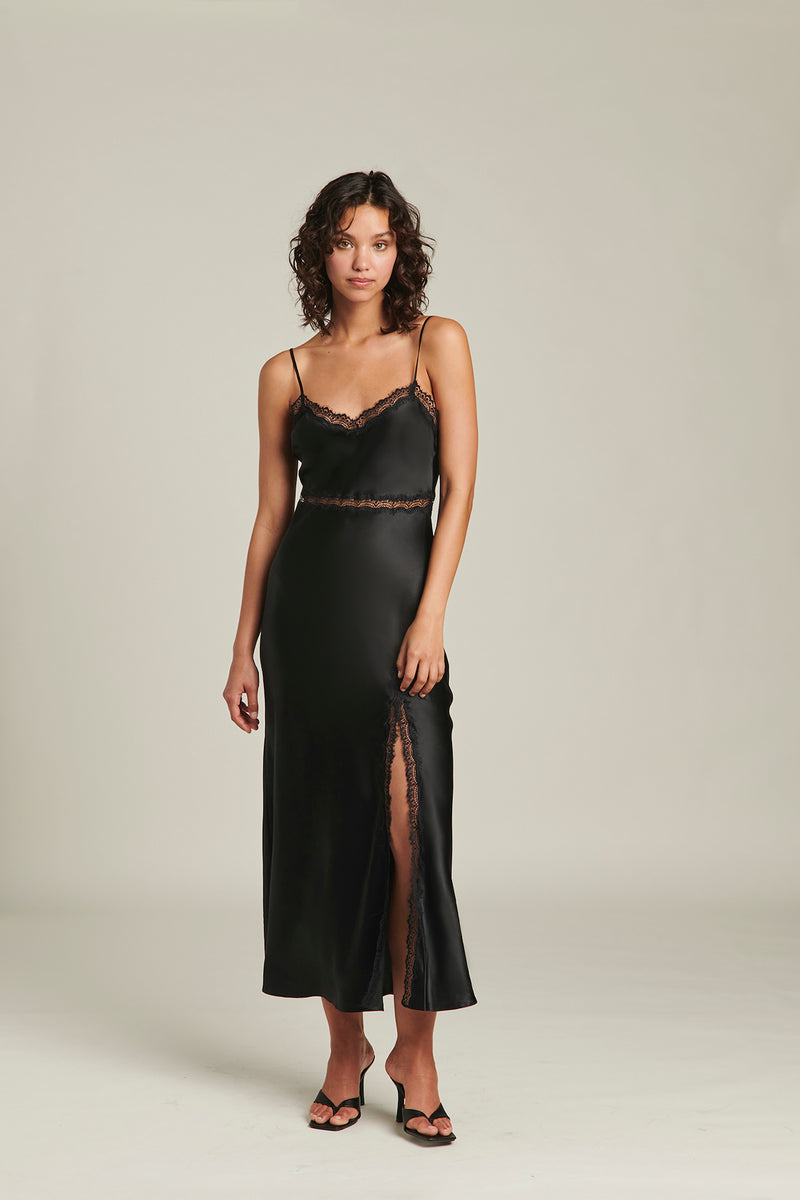 GINIA-NAOMI-SLIP-DRESS-BLACK