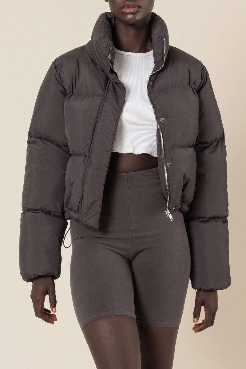 NUDE-LUCY-TOPHER-PUFFER-JACKET-COAL