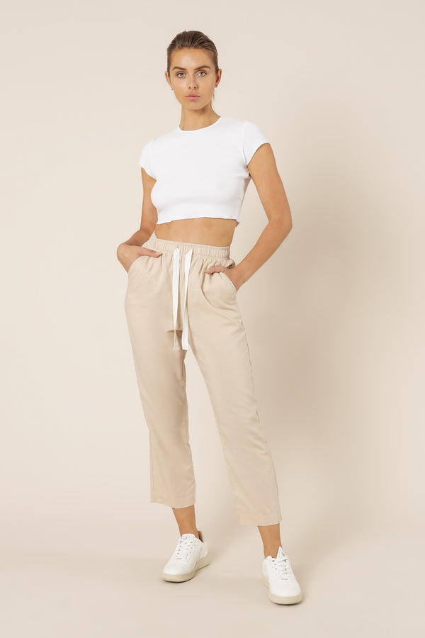 NUDE-LUCY-NUDE-CLASSIC-PANT-SAND