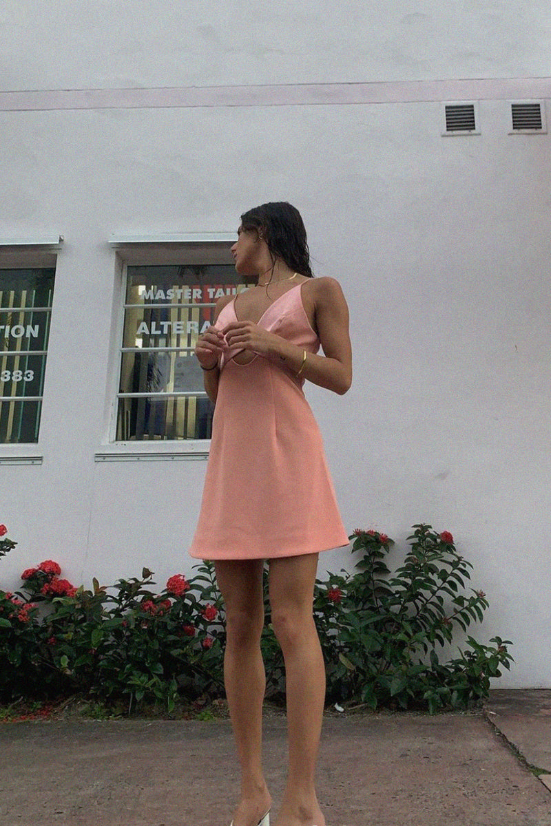 Finders-Keepers-NADINE-MINI-DRESS-PINK