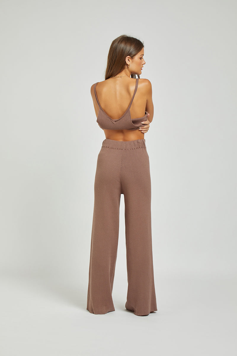 SNDYS-GOLDIE-RIBBED-PANT-CHOCOLATE