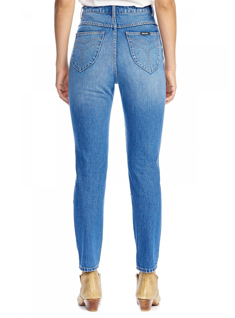 Rollas Jeans Dusters Jean - Lily Blue