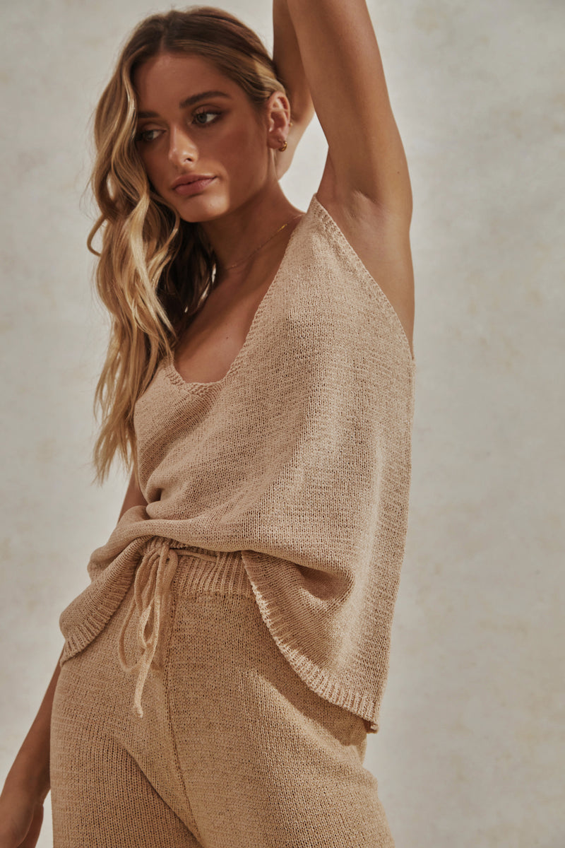 SNDYS-CELESTE-TANK-TOP-AND-PANT-SET-SAND