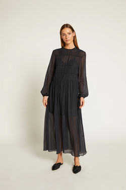 Ginia-Gathered-Maxi-India-ink