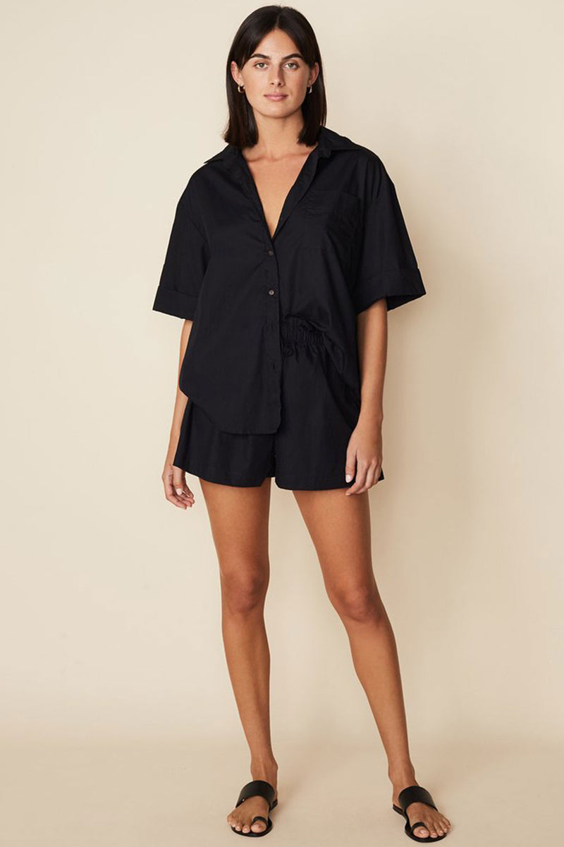 FAITHFULL-SHELBY-SHORT-PLAIN-BLACK