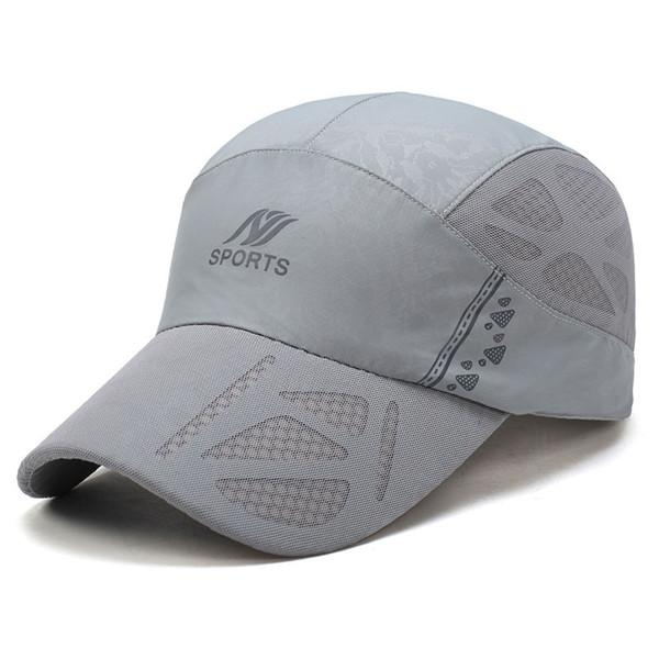 Ultra-thin Breathable Quick-drying Baseball Cap Outdoor Net Hat