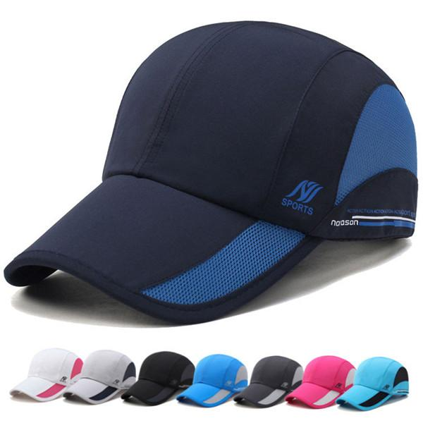 Outdoor Sports Waterproof Quick-dry Hat Visors Breathable Baseball Cap